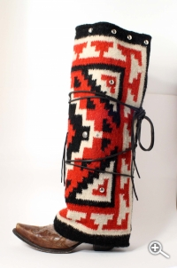 High Chaparral Boot Rug www.bootrugs.com My Favorite Pair!!